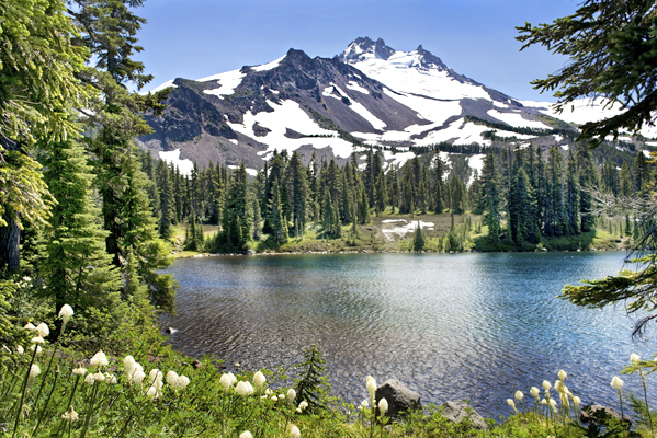 Finally up to Jefferson Park…Too many alpine lakes to count! Spectacular views at every turn!