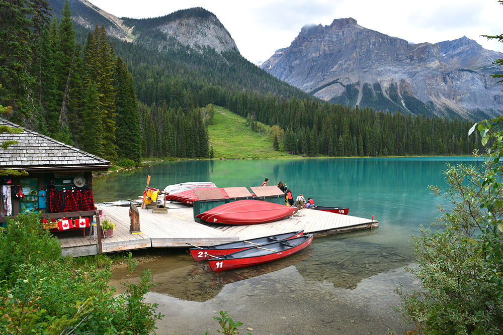 Boat Trailer Rental >> Continuing through Canada | The (not so) Small Small Trailer